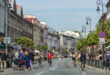 Nowy Swiat Street, Warsaw