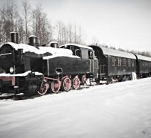 Tzar's train