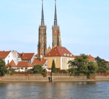 Wroclaw, Cathedral Island