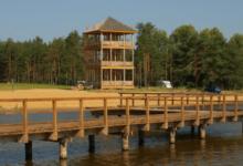 Siemianowka lake