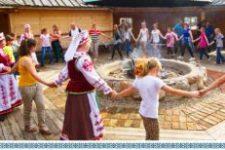 Bialowieskie Siolo guesthouse - bonfire