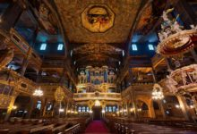 Church of Peace in Swidnica - interior