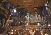 Church of Peace in Swidnica - organs
