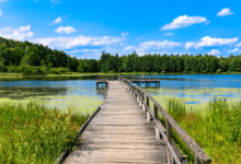 Topilo lake