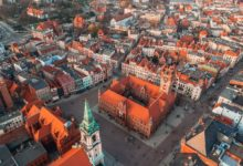 Torun, Old Town