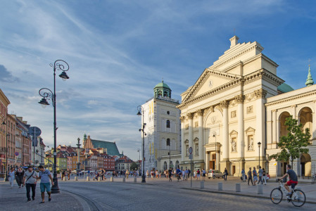 St. Anne's Church, Warsaw