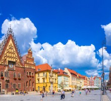 Wroclaw, Market Square