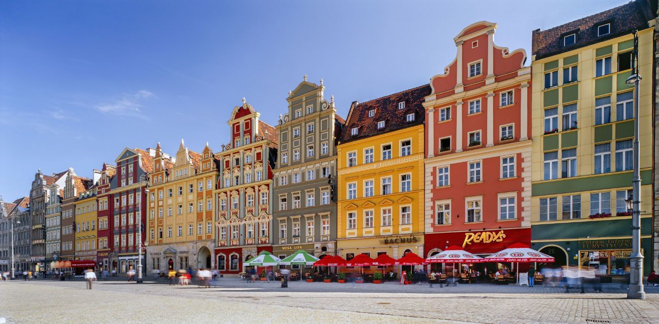 Wroclaw Market Square walking tour