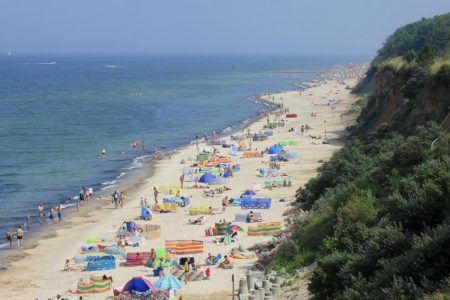 Kolobrzeg, Baltic coast