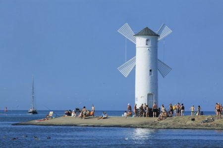 Swinoujscie, Baltic coast