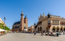 Krakow, Market Square