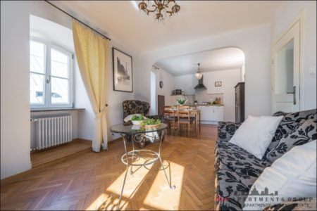 Touristic apartament in Krakow