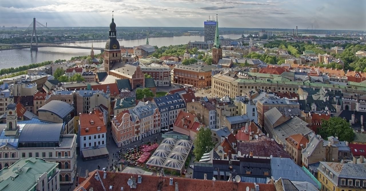 Riga, Old Town